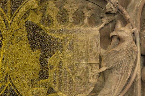 Sepulcro de la Reina María de Castilla